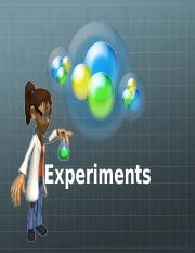 Experiments - Sociology.pptx