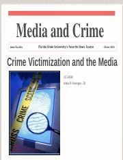 Media and Crime class (1)