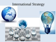 BUSA 499 9A International Strategy
