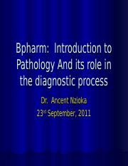 Introduction to Pathology.ppt