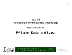 Chapter 6 Introduction To Pv System Sizing Procedures Via Simulation Software Pdf Chapter 6 Introduction To Pv System Sizing Procedures Via Simulation Course Hero
