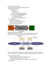 Lecture 1  Operation Strategy.docx
