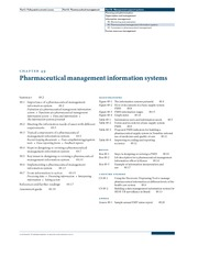 Pharmaceutical Management Info Systems 2012