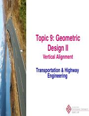 CSE312 - Topic 9 Geometric Design II_V Curve_15