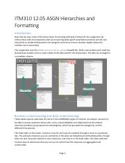 ASGN Creating Hierarchies and Formatting Charts for BI.pdf