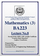 BA223_LECTURE NOTES_2013_1__2_1_Lec No.8
