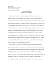 beauty and the beast essay tegan clark disney gender race empire  5 pages the little mermaid essay