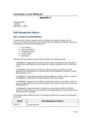Chadwick Berry Risk Managment