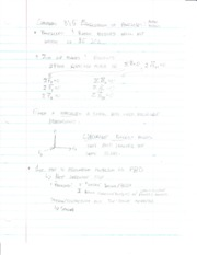 Equlibriam Notes