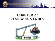 Review of Statics