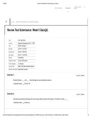 Review Test Submission_ Week 5 Quiz(jd) – General .