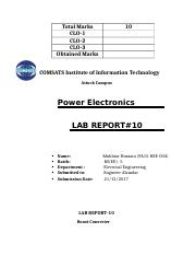 PE lab 10 Boost converter Print out.docx