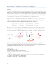 Experiment 7 Revised Aspirin Synthesis and Analysis