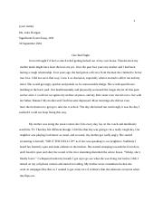 summary essay final docx your ms julia horigan summary  5 pages significant event docx