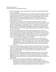 IntlPol-Feminist Perspectives Notes
