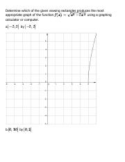 Solution for Chapter 1, 1.4 - Problem 1 -