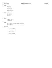 HW_9 Brief Answers