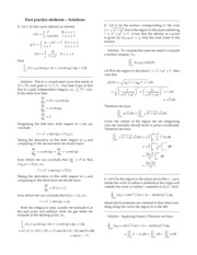 Midterm4practice solutions