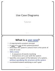 Lecture 4-1-Use Case Diagrams-print