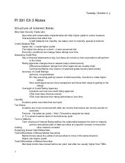 Ch.3 Notes FI 301