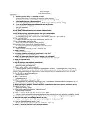 Bugs and People Study Questions Section 2