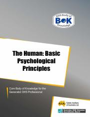 13-Human-Psychology-principles
