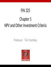 FIN 325 - Chapter5 - student.pptx
