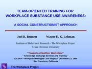 WorkplaceSubstanceAbuse