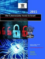Report-on-the-Cybersecurity-Industry-in-Israel.doc
