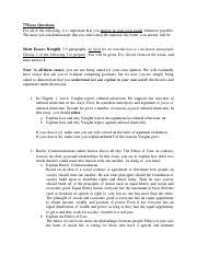 PHI 3633 : Biomedical Ethics - USF - Course Hero
