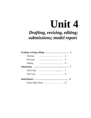 102 U4 Drafting%2c revising%2cediting%2csubmissions model report
