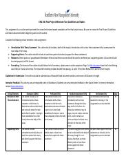ENG 340 Milestone Two Guidelines and Rubric.pdf