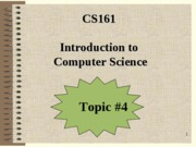 CS161_Topic#4