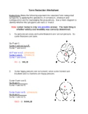 Term Reduction Worksheet Answers_ PHIL 262