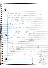 Rational Functions and LOG
