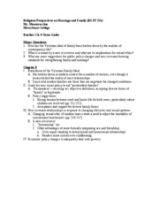 Ruether Ch. 9 notes guide
