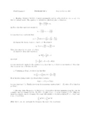 Axisymmetric motion problems