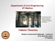8.Failure Theories