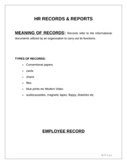Hr records (2)