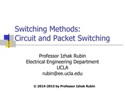 Section 4 Switching Methods