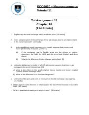 Tut Assignment 11-Chapter 16 v2_2016