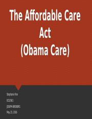 Affordable Care Act.pptx