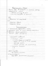 Pysch lecture notes  5
