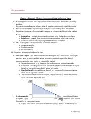 econ chapter 4 notes.docx
