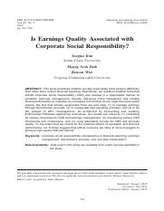 is earning quality associted with corporate social responsibility.pdf