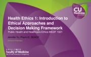 Week 4  Introduction toEthical Approaches and Decision Making Framework