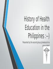 History of Nursing in the Philippines 2.pptx