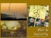War and Security