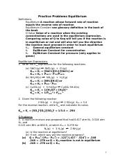 Deal Chap-15 -Practice-Equilibrium Answers.doc