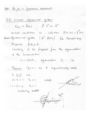 Math 667 Discrete Dynamcal System Notes